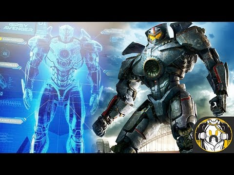 Comparing Gipsy Avenger and Gipsy Danger   Pacific Rim: Uprising
