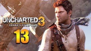 Verloren in der Wüste •️ Uncharted 3: Drake's Deception Remastered Part 13 [German/Deutsch]