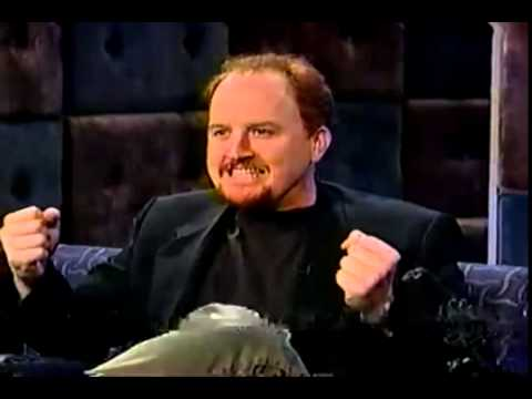 "Louis C.K. analyzes Les Emmerson's ""Signs"""