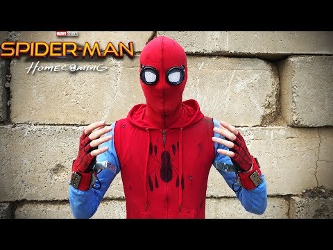 My Spider Man: Homecoming