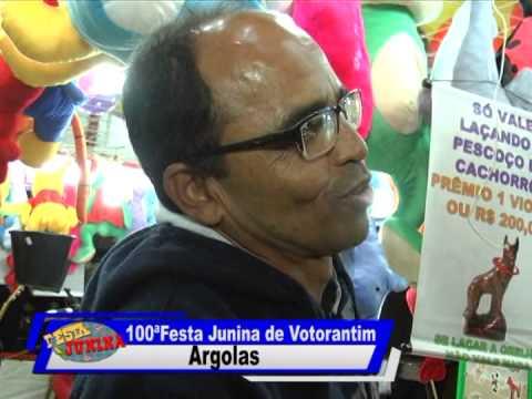 100ª Festa Junina de Votorantim - Argolas