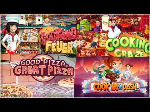 Restaurant Cooking Games For Iphone (Games For Iphones/Ipads In The App Store)