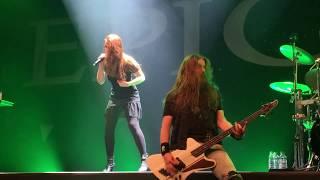 Epica - 紅蓮の弓矢 Crimson Bow and Arrow live