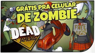 Dead Ahead: Zombie Warfare! Resista aos mortos-vivos nesta nova sequência do jogo de sobrevivência tática Dead Ahead!