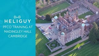 Heliguy Training 2019 / Madingley Hall Cambridge / Book Now