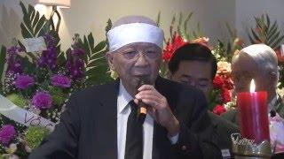 Tang lễ Giáo Sư Nguyễn Ngọc Bích