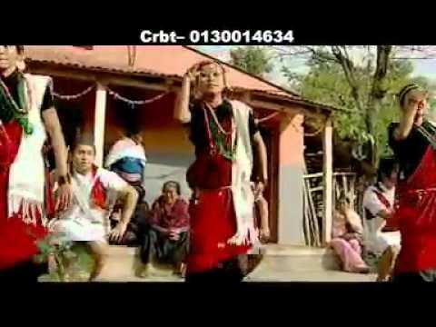 New Lok Dohori Salaijo Bhaka. By Raju & Sharmila Gurung.