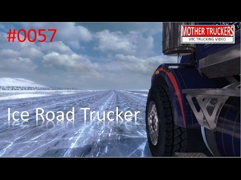 American Truck Simulator - THE ICE ROAD #0057