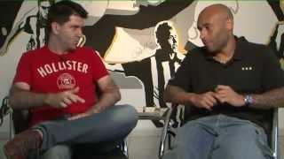 O entrevistado da vez no Meninos para sempre é ninguém menos que o filho do Rei Pelé, Edinho. Acompanhe, ao vivo, a entrevista!