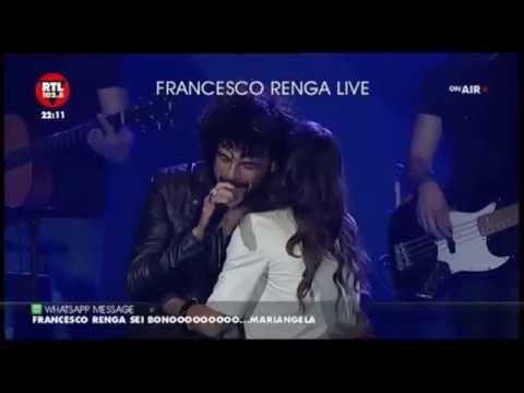 Alessandra - Francesco Renga e Alessandra Amoroso duettano per la prima volta dal vivo sul brano