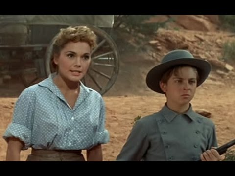 ►Western Movies: The Last Wagon (1956) - Richard Widmark, Felicia Farr, Susan Kohner