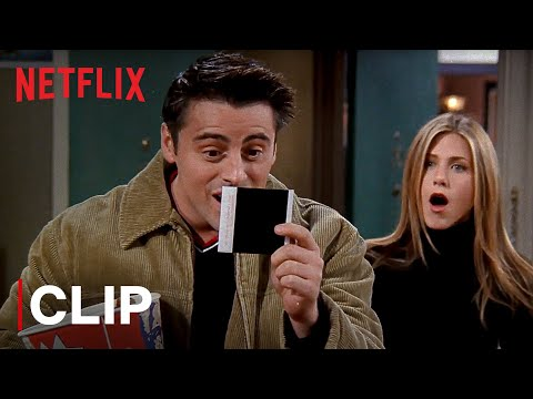 Joey Is A Sex Addict | Friends | Netflix India