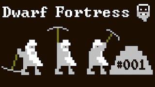Let's Play Dwarf Fortress 001 - Erster Einblick und Allgemeines zum Spiel