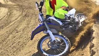 6. Is Yamaha YZ450F bred off roader the new King of Cross Country