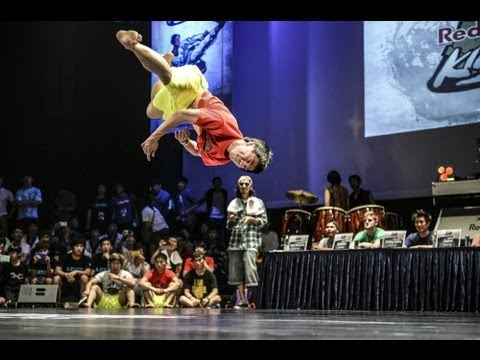 tricking - Red Bull Kick It 2013 was held in K-Art Hall in South Korea on June 29th, 2013. 5 judges decided the fate of advanced martial artists and karate professional...