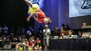 Tricking Battle e Taekwondo Radical - Red Bull Kick It 2013