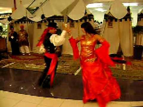 Dança Cigana em Florianopolis , Silvia Bragagnolo do Domínio grupo de danças