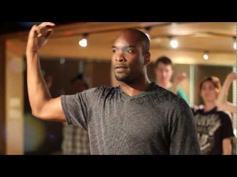 Урок Клубных танцев. Видео обучение.