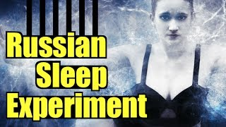 What is the Russian Sleep Experiment? Horrifying medical test results, Sleep Experiment real footage