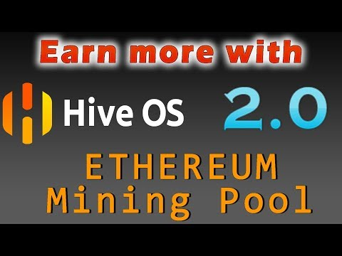 HIVE 2.0 - Earn more ETHEREUM on the Hiveon Pool