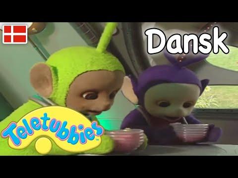 Teletubbierne på Dansk | særlige 40 minutter episode | tegnefilm for børn