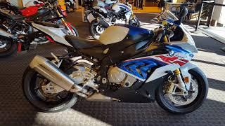 8. 2018 BMW S1000RR Premium* in BMW Motorrad Trim @ Frontline Eurosports !!!