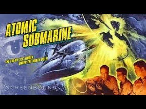 The Atomic Submarine legendado
