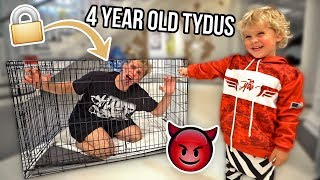 Video I TRIED to BABYSIT Mini Jake Paul ALONE.. Here's What Happened... MP3, 3GP, MP4, WEBM, AVI, FLV Agustus 2019