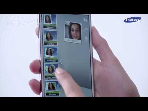 """Samsung Galaxy S4 - prezentacja trybu aparatu """"Dual Camera"""""""