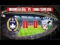 foto Timnas Indonesia U16 Sikat China Taipei 11-0 ● 18/6/2017