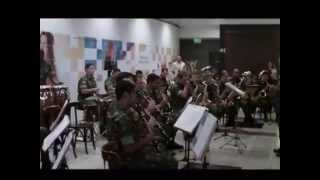 Tributo A Música Latina - Banda Do 19 BIMtz