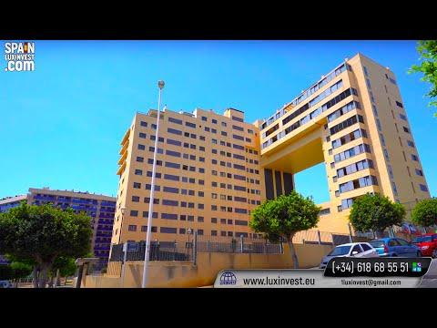 Купить квартиру в Бенидорме у моря/Недвижимость в Испании/Отдых/Инвестиции 2020/Для сдачи в аренду