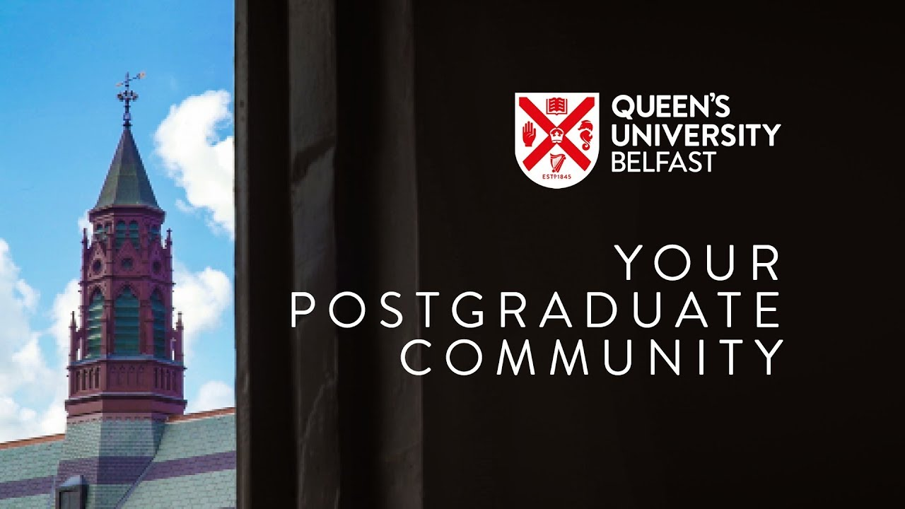 Video Thumbnail: YOUR POSTGRADUATE COMMUNITY
