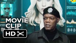 Barely Lethal Movie CLIP - Get in the Game (2015) - Samuel L. Jackson, Hailee Steinfeld Movie HD