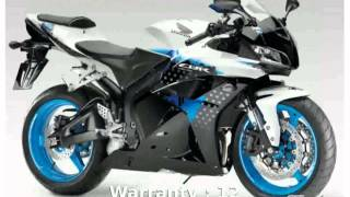 10. 2011 Honda CBR 600RR C-ABS Specification