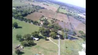 Bonham (TX) United States  City new picture : Bonham, Texas Helicopter Flight 2014