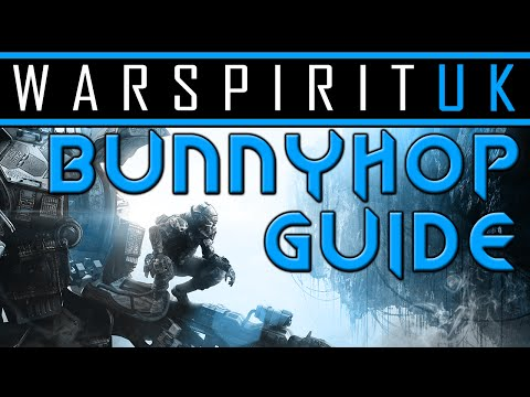 Hop - My official guide to the bunny hop in Titanfall. Covering advanced bunny hop and air strafing techniques to ensure that you will always have the advantage of speed on your side. I hope it helps...