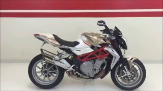 8. 2014 MV Agusta Brutale 1090 RR ABS LIMITED EDITION
