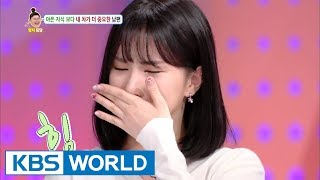 Video What made GFRIEND Eunha cry on the show? [Hello Counselor / 2017.08.14] MP3, 3GP, MP4, WEBM, AVI, FLV Januari 2019