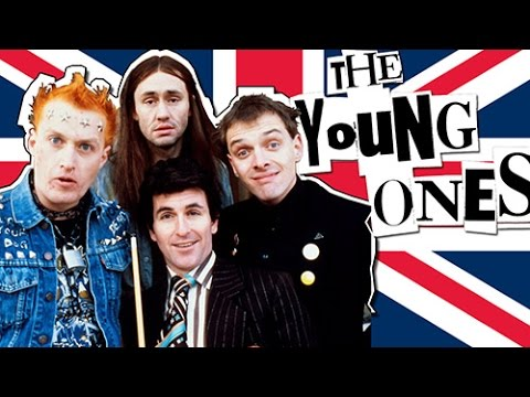 The Young Ones - Cash (Series 2 Episode 2) Part 1