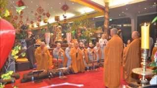 Những Hình Ảnh Đón Xuân Giáp Ngọ 2014 Tại Chùa Phật Huệ - Đức Quốc