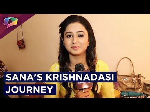Sana Amin Sheikh shares her Krishnadasi journey so
