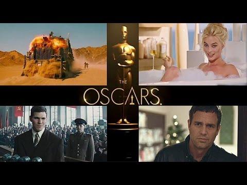 Όσκαρ 2016: Οι βασικοί διεκδικητές για το Όσκαρ καλύτερης ταινίας – cinema