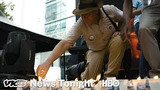 MH370 Wreckage Hunter & Trudeau Scandal: VICE News Tonight Full Episode (HBO)