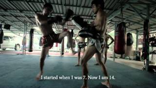 Muaythai Journal Trailer