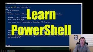 Video Microsoft PowerShell for Beginners - Video 1 MP3, 3GP, MP4, WEBM, AVI, FLV Oktober 2018