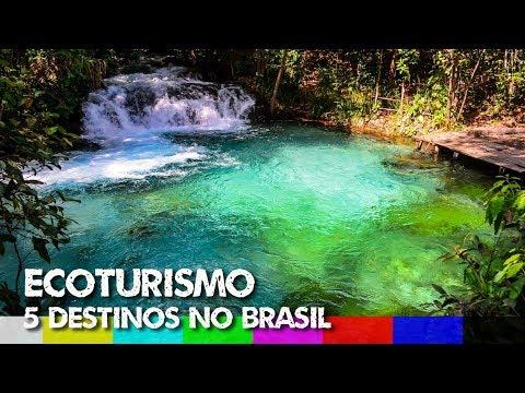 5 Lugares Impressionantes Para Visitar No Brasil