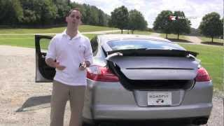 Porsche Panamera GTS 2013 Review&Road Test With Ross Rapoport By RoadflyTV