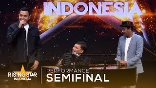 "Video Yovie Widianto, Tulus, Glenn Fredly ""Adu Rayu"" 