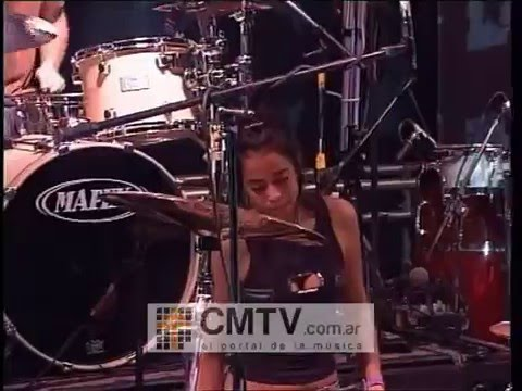 Carajo video Triste - Estadio Obras 09/12/2005